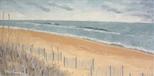 Ellen Van Treuren - North Carolina - Winter Beach - Outer Banks
