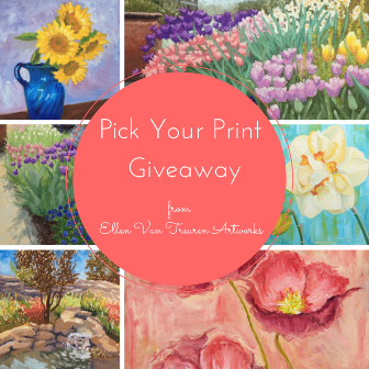 Pick Your Print Giveaway-Spring 2015